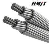 Conduttore nudo ambientale dell'alluminio ACSR di standard di IEC di ASTM BS