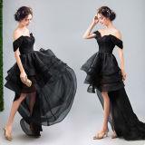Платье Вечер-Венчания горячих повелительниц сбываний западное длиннее