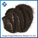 Refractory Oxyde d'aluminium de couleur noire de l'alumine fondue de polissage noir