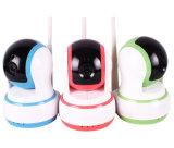 Cámara sin hilos WiFi del IP de la venta del bajo costo de la detección caliente del movimiento
