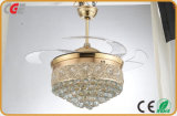 Het moderne Eenvoudige Licht van de Plafondventilator van de Stijl Decoratieve