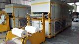 Cadena de producción biodegradable del vajilla de la alta calidad
