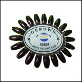 Chromsäurehaltiges Perlen-Pigment-Chamäleon-Spiegel-Effekt-Nagel-Kunst-Puder Ocrown88803