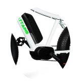 Fettes elektrisches Schnee-Fahrrad des Qualitäts-Cer-anerkanntes Mittelmotor48v 1000W