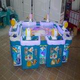 Cacciatore a gettoni dei pesci della macchina del gioco di pesca di divertimento del gioco dei giocatori freddi della macchina 6