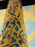 Het PVDF Met een laag bedekte Kolom Gesneden Decoratieve Comité van de Pijler van het Comité van het Aluminium Enige