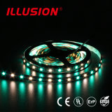 IP65 22-24lm/LED Flexibele Strook RGB+Ww/Pw UL