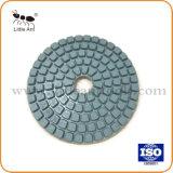 콘크리트를 위한 좋은 닦는 질 다이아몬드 닦는 패드