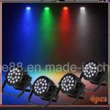 Im Freien wasserdichtes IP65 18*18W Rgbwauv 6in1 LED NENNWERT Licht