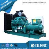 1000kVA de met water gekoelde Generator van de Macht van de Dieselmotor