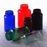 Бутылка пластмассы микстуры пластичного любимчика продуктов 100ml фармацевтическая