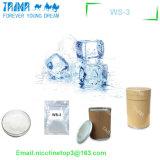 자연적인 박하는 액체 취향 분말 양식 냉각 에이전트 Ws 23, Ws 12, Ws 5, Ws 3를 맛을 낸다