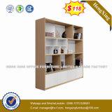 Scaffale per libri di legno moderno di prezzi bassi di vendita calda (HX-UL208)