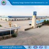 Guter Preis-Hochleistungsexkavator-Transport-niedriger Bett-halb LKW-Schlussteil von Shandong