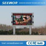 Le SMD3535 P6.66 à contraste élevé de panneaux à affichage LED de plein air avec armoire 960*960mm