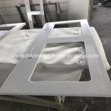 Granit de la Chine, marbre, partie supérieure du comptoir en pierre artificielle pour la décoration/Vanitytop de salle de bains