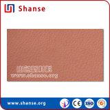 Piso de cerâmica branca interior flexível de ladrilhos de cerâmica de couro