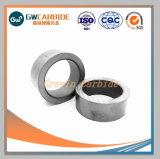Anel do Rolete de carboneto de tungstênio com Polidos