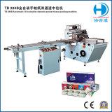 Machine à emballer chinoise en vrac de mouchoir