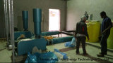 500m3/D汚水処理場