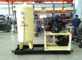 Sistema de aire comprimido para la fábrica de botellas PET