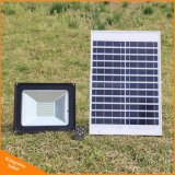 Indicatore luminoso di inondazione solare esterno della lampada del giardino della via di PCS LED di controllo 40 di Remoto