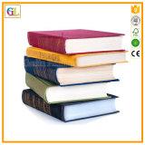 Книжное производство позвоночника книга в твердой обложке круглое (OEM-GL035)