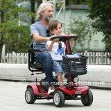 Vespa eléctrica de la movilidad de las ruedas inferiores del peso cuatro con precio barato