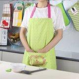 [هيغقوليتي] قطر يطبع مطبخ مئزر [بّق] معصم مئزر مع شريط لأنّ نساء يطبخ