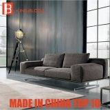 Il sofà profondo della traversina si corica la mobilia della camera da letto da vendere