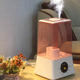 [4.5ل] ثابتة رطوبة نكهة سديم باردة فوق سمعيّ هواء مرطّب مع لون ضوء