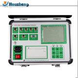 Instrument de mesure à haute tension de caractéristiques dynamiques de commutateur d'essai de disjoncteur