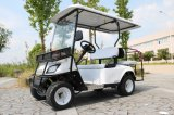 2017 nouvelle conception 4 places voiturette de golf électrique