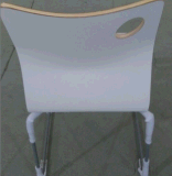 Kfc 작풍 대중음식점에 의하여 이용되는 Bentwood 식당 의자