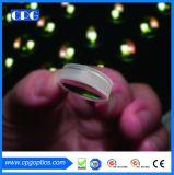 Dia6.25mm 400-700nm Arの上塗を施してある光学二重項の色消しレンズ