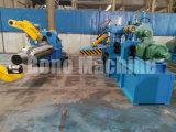 Les bobines en acier0.5-5X1800mm refendage d'équipement de traitement de la machinerie
