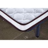 3zoned二段ベッドのための小型のスプリング入りマットレスのメモリ泡のマットレス