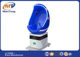 1つのシートの卵の椅子9d Vrのバーチャルリアリティ統合された機械9dシミュレーター