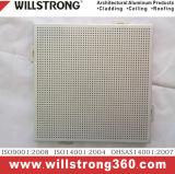Feuille en aluminium Shaped pour le revêtement de mur