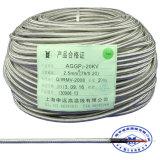 Agg 3KV aislada de caucho de silicona Heat-Resistant cable