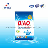 Poudre superbe de blanchisserie de marque de Diao avec le facteur très actif