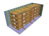 El edificio exterior compuesto de aluminio de 4mm Decortaion Panel Panel de plástico aluminio