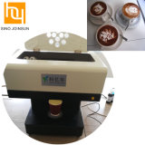 Halb automatische Latte Kaffee-Kunst-Drucken-Maschine populär 2018