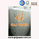 Vrigin древесной целлюлозы Mf ткани в рулонах бумаги