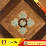 Azulejo de suelo de cerámica de la mirada del mármol de la porcelana del material de construcción (06-26)