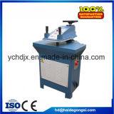 Máquina hidráulica de la cortadora del átomo del cuero del brazo del oscilación/de la prensa de Clicker