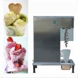 Eindeutiger wassergekühlter Tisch-Oberseite-Eiscreme-Hersteller