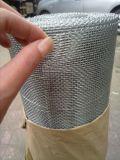 El hierro galvanizado ata con alambre la pantalla de la ventana/la pantalla cuadrada de la ventana del acoplamiento de alambre