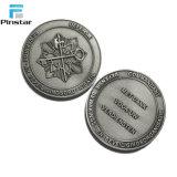 習慣3Dはダイカストの旧式な記念品の金属の硬貨を