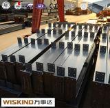 El H-Acero hizo el material de construcción de alta resistencia de la estructura de acero